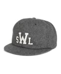 Swellmob wool ball cap -grey-