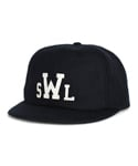 Swellmob wool ball cap -navy-
