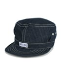 Swellmob army work cap ver.2 -denim-