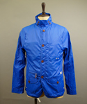 STAPLE JACKET ELECTRIC BLUE (SP12 #039)