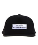 WMF Snapback Wool Hat black
