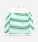 FRENCH NAVAL SHIRT GREEN