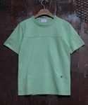 S/S FOOTBALL T-SHIRT GREEN