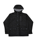 플라잉 커핀(FLYING COFFIN) FIELD JACKET-OIL CLOTH
