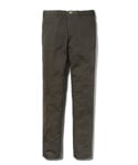 WASHED CHINO PANTS [BROWN]