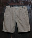 SELVEDGE GENT SHORTS KHAKI