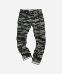 TIGERSTRIPE FATIGUE PANTS