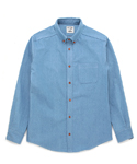스와인즈(SWYNES) Light Blue Denimshirts(Thick)