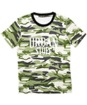 US bi tea camouflage green