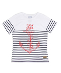 UMR 03 engineering stripe T-shirts(남여공용)