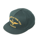 UHG 31 goldwing snapback_dark green(남여공용)