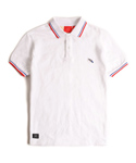 FIELD KNIFE PIQUE SHIRT (WHITE)
