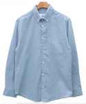 스와인즈() Chambrey shirts skyblue