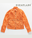 에셈플라레(ESEMPLARE) [Esemplare]Giubbino - hastings (Orange)