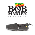 밥말리 풋웨어(BOBMARLEY FOOTWEAR) RITA CHAMBRAY BLACK