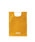 로우로우(RAWROW) R TOTE 200 WAX CANVAS MUSTARD