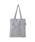 POSTER BAG_KIND (GRAY)