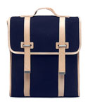 MV 2STRAP BACKPACK (HARD) - (Navy)