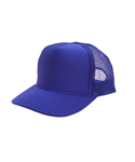 오토캡(OTTO CAP) 5 Panel Pro Mesh Back (Royal)