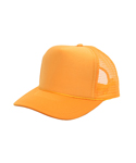 오토캡(OTTO CAP) 5 Panel Pro Mesh Back (Gold)