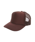 오토캡(OTTO CAP) 5 Panel Pro Mesh Back (Brown)