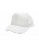 오토캡(OTTO CAP) 5 Panel Pro Mesh Back (White)