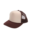 오토캡(OTTO CAP) 5 Panel Pro Mesh Back (Brn/Tan/Brn)