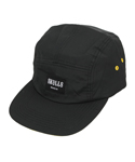 스컬스(SKULLS) Old School Black 5 Panel Cap