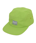스컬스(SKULLS) Old School Vivid Green 5 Panel Cap