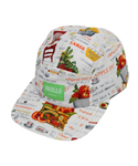 스컬스(SKULLS) Food galore 5 Panel Cap
