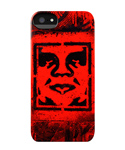 INCASE x SHEPARD FAIREY CNAP CASE ICON STENCIL RED (CL69139)