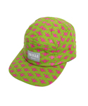 스컬스(SKULLS) Green Flies 5 Panel Cap