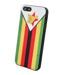 Zimbabwe Flag iPhone5/5s Case