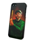 "Fidel Castro ""Rick Face"" iPhone5/5s Case"