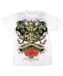 시로이네코() IMPERIAL NEVER SAY DIE TWOTONE WHITE