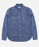 2PK SELVEDGE CHAMBRAY SHIRTS
