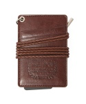 Classic card wallet (Brown)