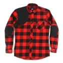 UTS 22 block hunting shirts_red(남여공용)