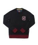 G-BLOCK CREWNECK(BLACK)