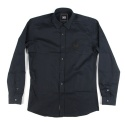 UTS 20 solid cotton shirts_navy(남여공용)