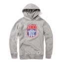 파퓰러너드(POPULARNERD) WEST BRIDGE HOODIE GRAY