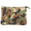 GENTLE CAMO SECOND BAG_GREEN