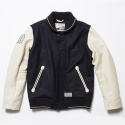 RHOMBUS STADIUM JACKET MG NAVY