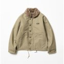 YMCL KY N-1 Deck Jacket Khaki New