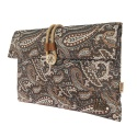 할러백(HOLLABAG) MULTI PAISLEY_BROWN