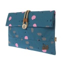 할러백(HOLLABAG) MULTI DOT_BLUE