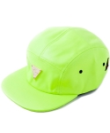 헤이터(HATER) 네온 옐로우 캠프캡 FLUORESCENT YELLOW 5-PANEL CAMPCAP