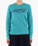위에스씨(WESC) (D4)WeSC(ladies′ crewneck.columbia)