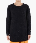 위에스씨(WESC) (D4)Hollie(ladies′ knitted.black)