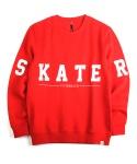 SKATER MTM (red)